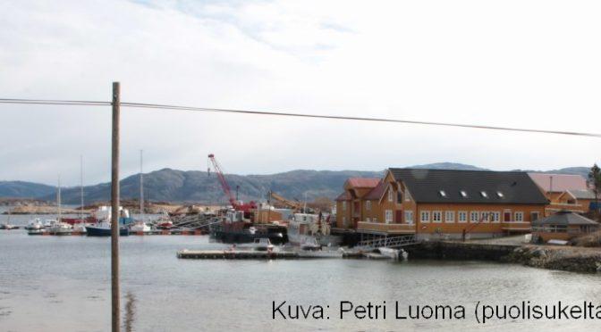 Sukellus ulkomailla, Rörvik, Norja