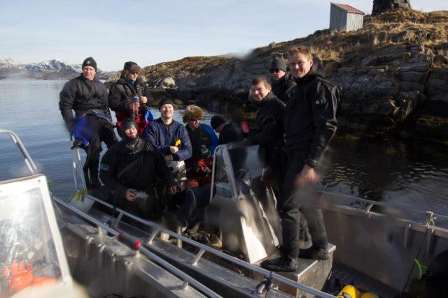 2016 Norjan matkan osallistujat