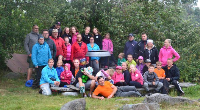 Ensiapu saaristossa, Norppaleiri 11.-13.8.2017