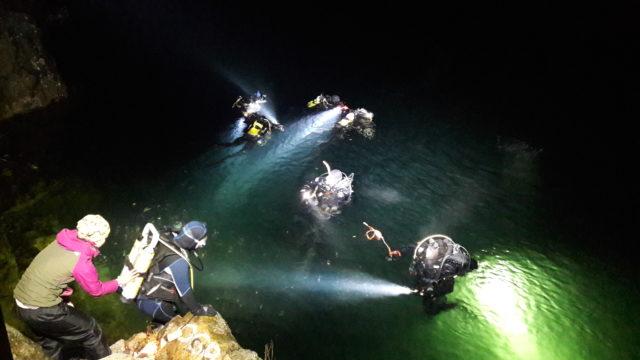 DiversNight2017 Delfin, Vaasa