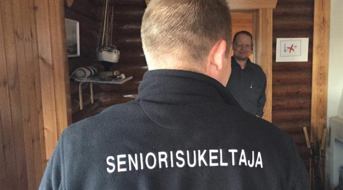 SeniorSukeltajan Kesäsuunnitelmat